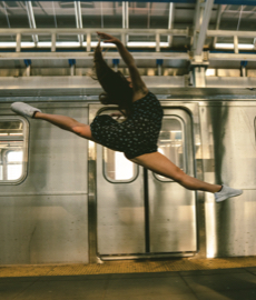 Let's dance, czyli impreza w kobiecym stylu